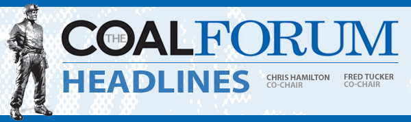 Coal Forum Headlines